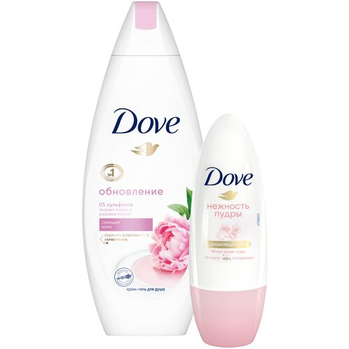 Набор Dove подарочный Обещание себе недорого