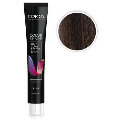 EPICA Professional Color Shade крем-краска для волос, 7.23 русый перламутрово-бежевый, 100 мл epica professional color shade крем краска для волос 8 светло русый 100 мл