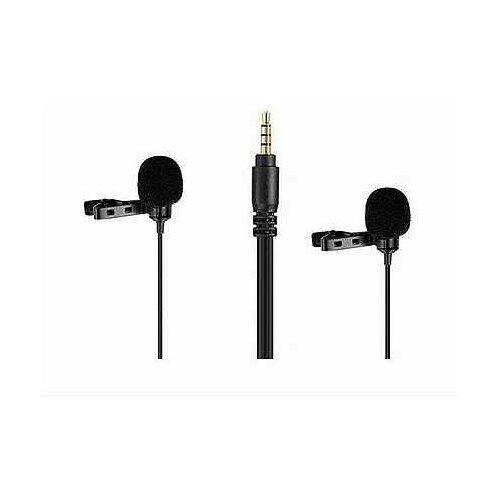 Микрофон CANDC U-99, петличный, Jack 3.5mm, черный