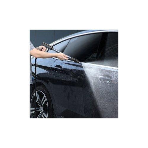 Автомобильная мойка высокого давления длина шланга 10 м Xiaomi Baseus Multi-Function High Pressure Car Washing Machine (CRXCJ) максимальная комплектация