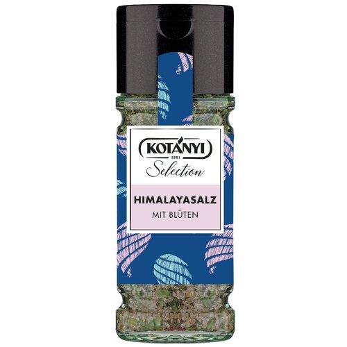Приправа Гималайская соль с цветами KOTANYI Selection, с/б 103г кориандр целый kotanyi п б 1200мл