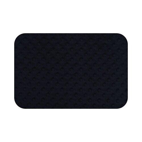 Плюш Peppy 48*48 см, 455 г/м2, 100% полиэстер, black (CUDDLE DIMPLE) недорого
