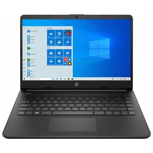 Ноутбук HP 14s-dq3001ur (3E7K2EA), black