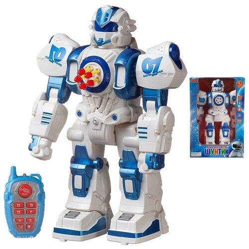 Робот Шунтик на радиоуправлении Junfa Toys