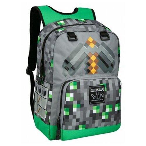 Рюкзак школьный Jinx Кирка Майнкрафт (Minecraft)