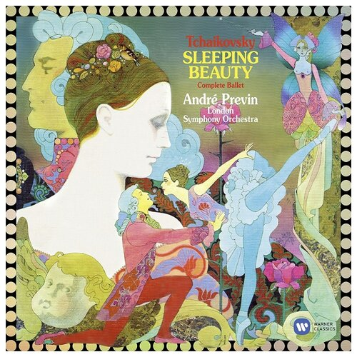 Warner Bros. London Symphony Orchestra, Andre Previn. Tchaikovsky: The Sleeping Beauty (3 виниловые пластинки) рик уэйкман the london symphony orchestra english chamber choir давид мишам rick wakeman journey to the centre of the earth 3 cd dvd