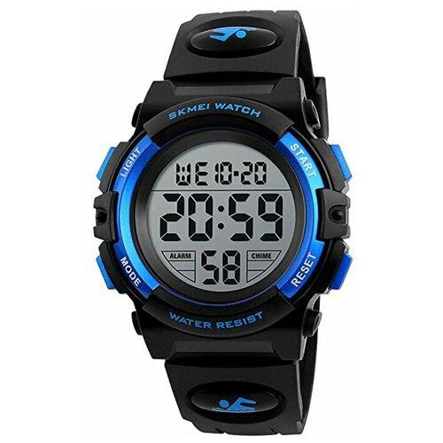 Часы SKMEI 1266 - Черные/Синие