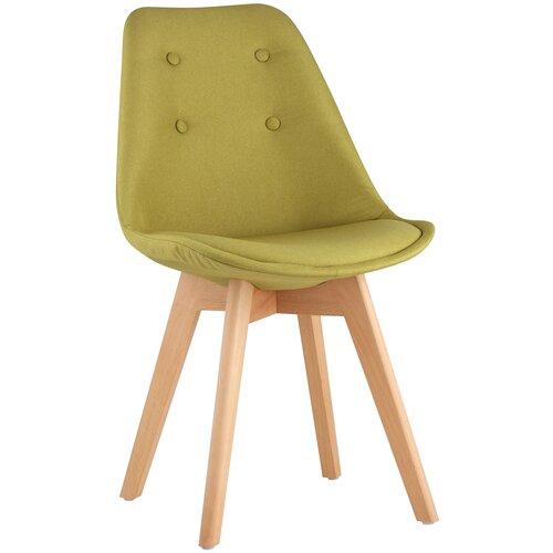 Фото - Стул TARIQ, оливковый, дер. ножки стул stool group tariq голубой деревянные ножки tariq blue