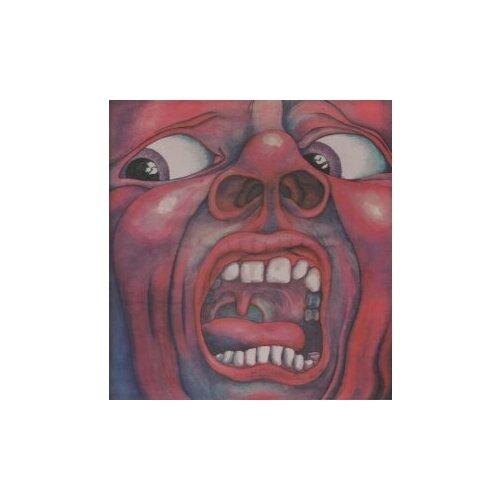 king crimson king crimson islands 200 gr Старый винил, Island Records, KING CRIMSON - In The Court Of The Crimson King (An Observation By King Crimson) (LP , Used)