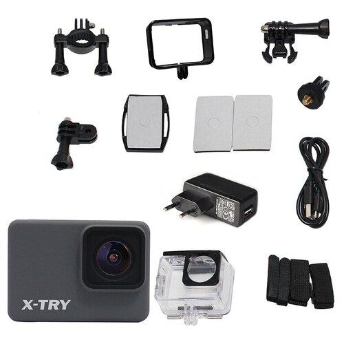 Фото - Экшн-камера X-TRY XTC262 Real 4K Wi-Fi Power экшн камера x try xtc262 real 4k wi fi power