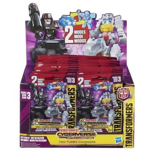 роботы transformers hasbro трансформеры 5 movie уан степ Фигурка турбо мини-титаны Трансформеры (Transformers) E4485eu6