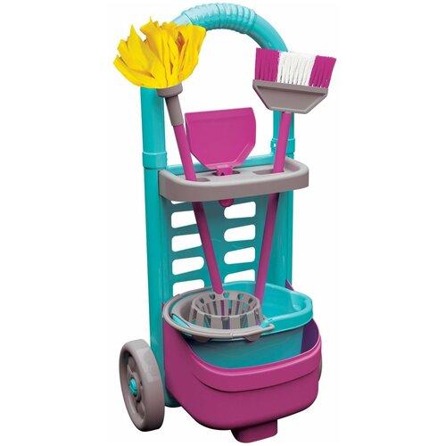 Купить Набор для уборки Terides в тележке (Т4-146), Детские кухни и бытовая техника