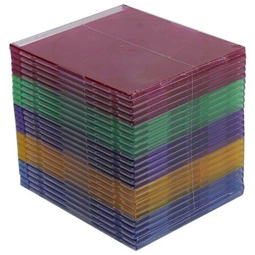 Фото - CD-бокс Hama 51166 Slim Box бокс modular box aqquatix afo 0127