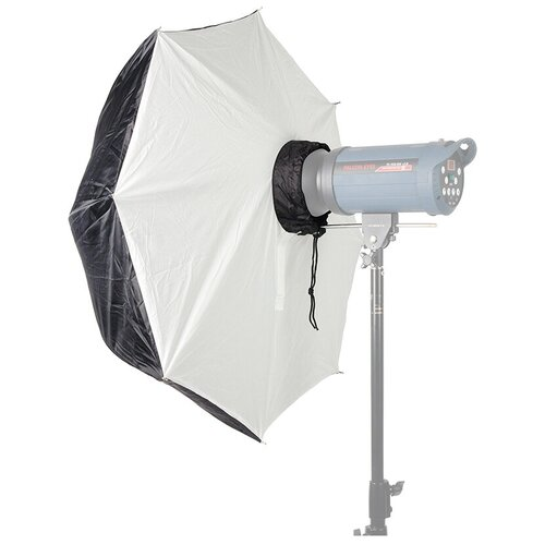 falcon eyes 85cm softbox umbrella ub 48 Зонт-отражатель Falcon Eyes UB-48B с рассеивателем