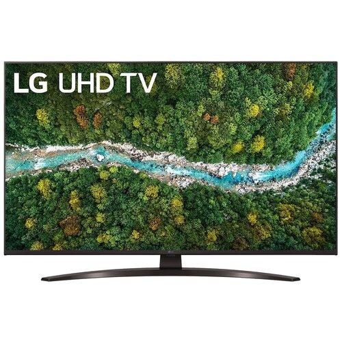 Фото - Телевизор LG 43UP78006LC 42.5 (2021), черный телевизор lg 60up80006la черный