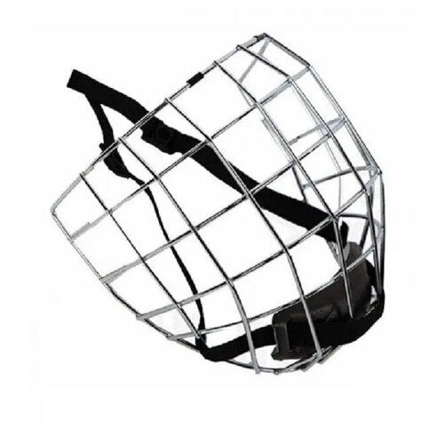 Маска для шлема игрока хром GOAL&PASS L