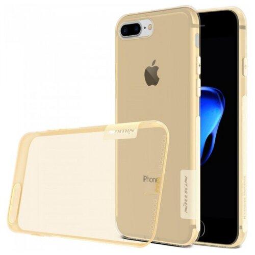 Nillkin Nature Силиконовый чехол для iPhone 7 Plus / 8 Plus чехол для iphone 7 plus nillkin synthetic fiber черный