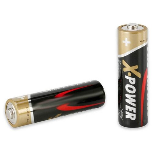 Фото - Батарейка AA - Ansmann X-Power LR6 SR4 (4 штуки) 5015681 батарейка aa ansmann industrial alkaline lr6 10 штук 1502 0006