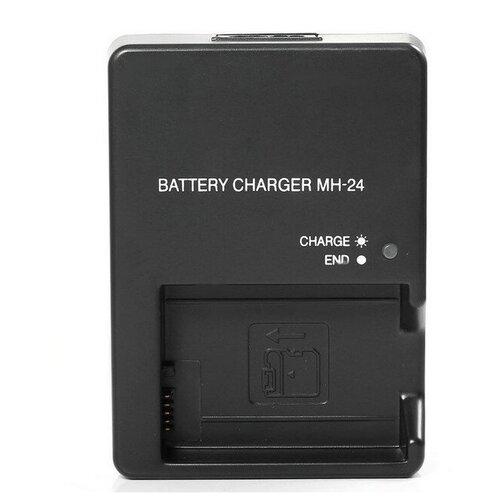 Фото - Зарядное устройство от сети MyPads MH-24 для аккумуляторных батарей EN-EL14a фотоаппарата Nikon D3200/ D3300/ D3400/ D5100 сумка nikon crumpler slr для d3200 d3300 d3400 d5100 d5200 d5300 d5500 d5600