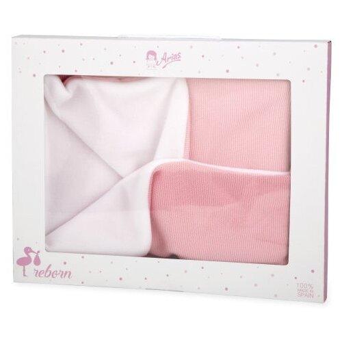 Постельные принадлежности Arias Т19752 розовый/белый