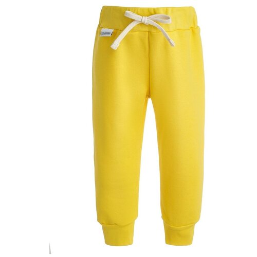 Купить Брюки Bambinizon размер 98, желтый