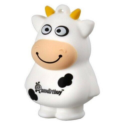 Фото - Флеш-память Smartbuy Cow, 16Gb, USB 2.0, коровка, SB16GBCow printio рюкзак 3d божья коровка