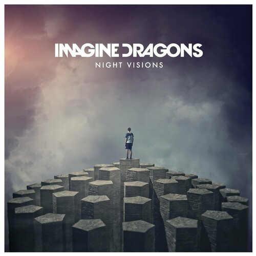 Виниловая пластинка. Imagine Dragons. Night Visions (LP)