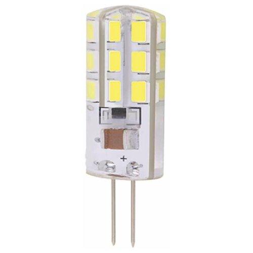 Фото - Лампа светодиодная PLED-G4 5Вт капсульная 4000К бел. G4 400лм 175-240В JazzWay 5000971 (упаковка 10 шт) лампа светодиодная jazzway pled g4