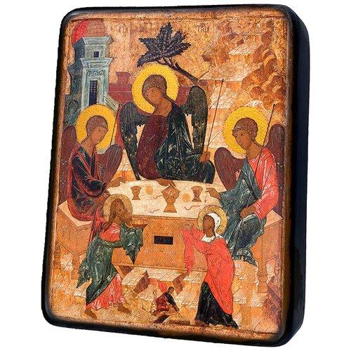 Икона Святая Троица Даниловская 50х75х5
