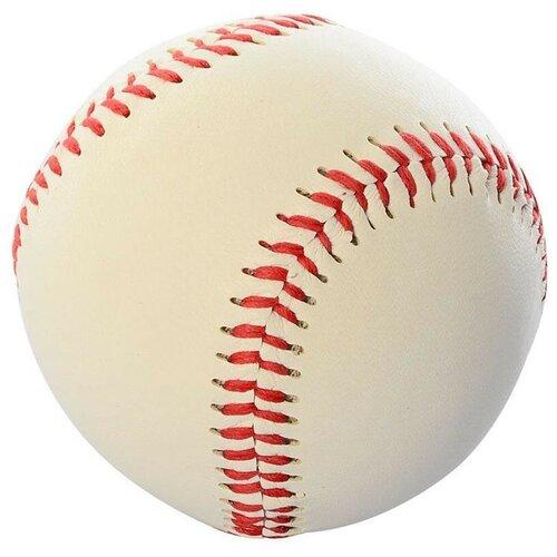Мяч бейсбольный 9 E33529 (белый)