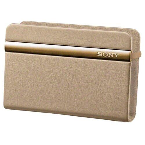 Чехол для фотокамеры Sony LCJ-THF Gold для TX30/ TX20/ TX10/ TX55/ TX66 золотистый (LCJTHFN.SYH)