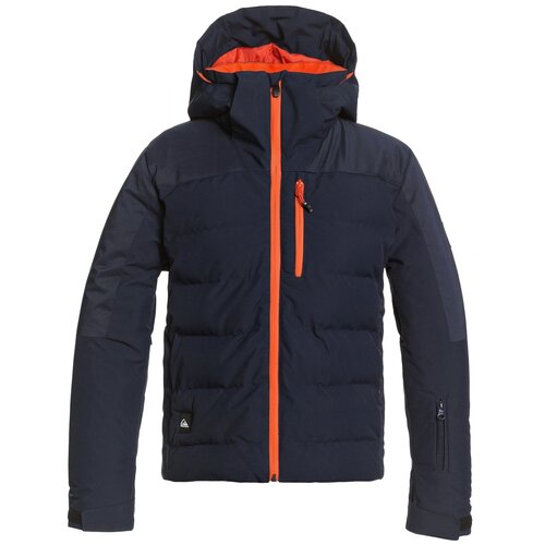 Куртка Quiksilver размер 14/L, navy blazer