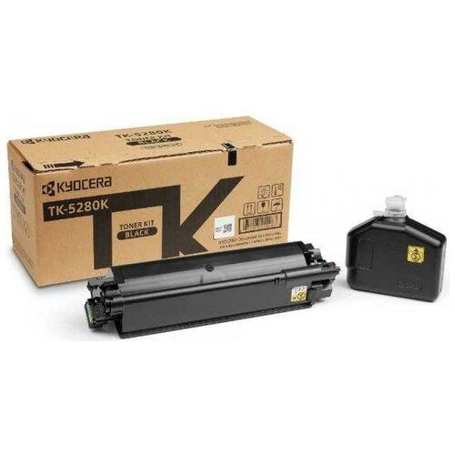 Фото - Картридж лазерный Kyocera TK-5280K 1T02TW0NL0 черный 13000стр. для Kyocera Ecosys P6235cdnM6235cidnM6635cidn картридж лазерный kyocera tk 160