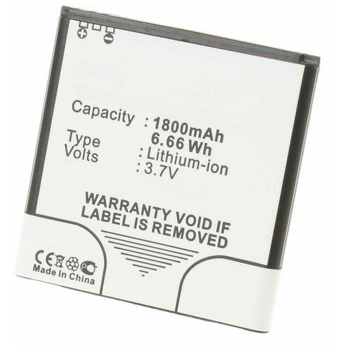 Аккумулятор iBatt iB-U3-M470 1800mAh для Huawei Ascend U8812D, C8812, U8825D, Ascend C8812, Ascend G312, Ascend U8818, T8828, U8818,