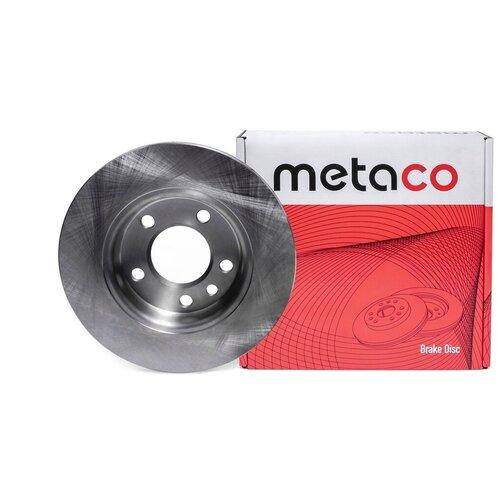 Диск тормозной задний Metaco 3060-027