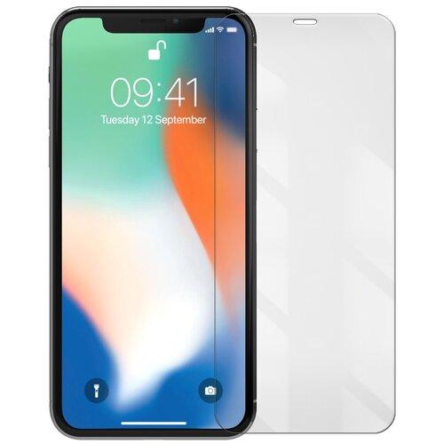 Защитное стекло для Apple iPhone X / iPhone XS / iPhone 11 Pro / айфон хс / айфон х / айфон 11 про / Закаленное стекло, полный клей