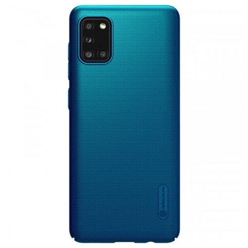 Фото - Nillkin Super Frosted Shield Матовый пластиковый чехол для Samsung Galaxy A31 чехол для samsung galaxy a10 2019 sm a105 nillkin super frosted shield case черный
