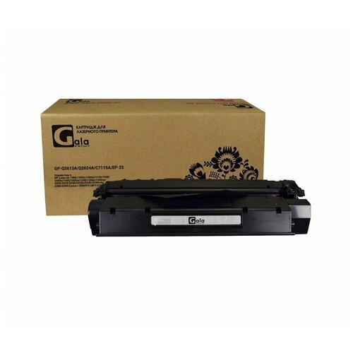 Фото - Картридж GalaPrint Q2613A/Q2624A/C7115A/EP-25 (№13A) Black (черный), для лазерного принтера, совместимый ep 30 black