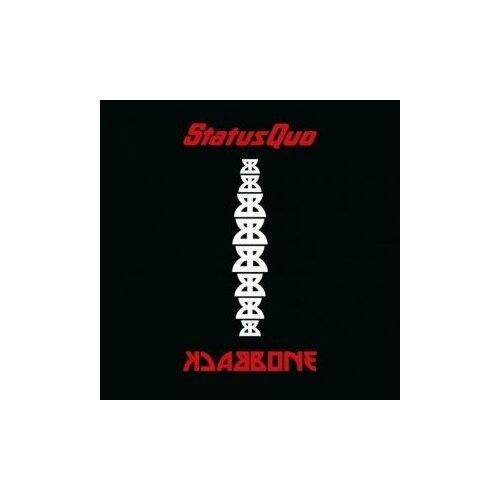 Компакт-диски, EAR MUSIC, STATUS QUO - Backbone (CD) status quo status quo piledriver