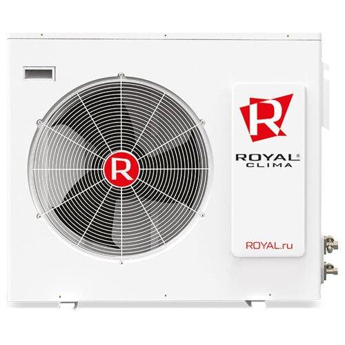 Внешний блок полупромышленной сплит-системы Royal Clima