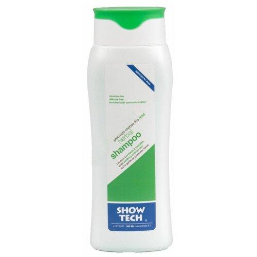 Show Tech Шампунь для животных с ромашкой (концентрат 1:5) Show Tech Herbal, 300мл недорого