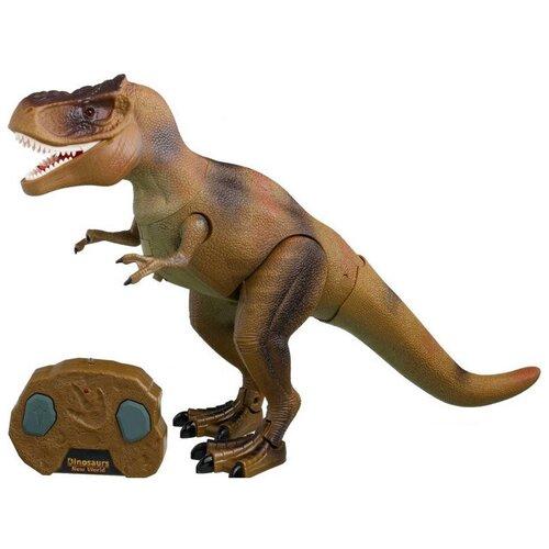 Радиоуправляемый динозавр Тиранозавр (свет, звук) - RUI-9981