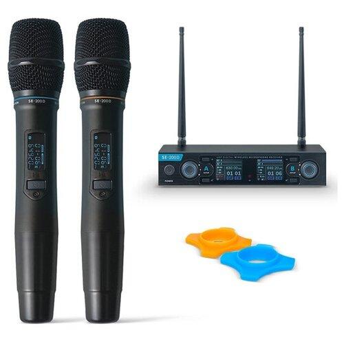 Беспроводные микрофоны для караоке Studio Evolution SE 200D