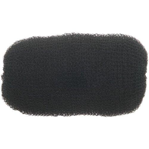 Валик для прически DEWAL, сетка, черный 12 см DEWAL MR-HO-5114 Black недорого