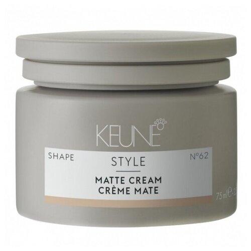 Купить Keune Styling Matte Cream Крем матирующий 75 мл