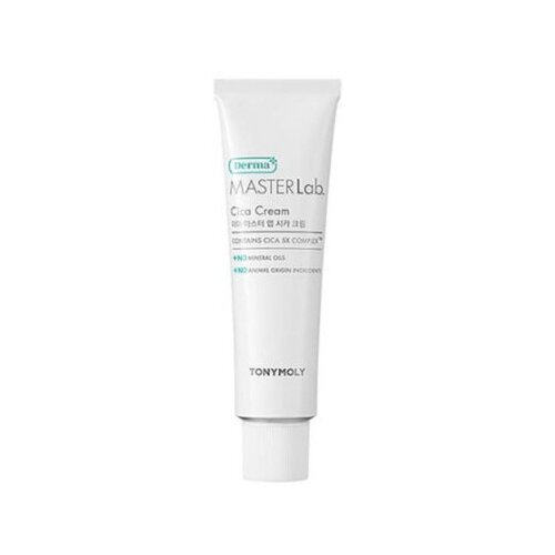 Tony Moly Derma master lab. Cica cream, 50мл Крем для чувствительной кожи лица tony moly tony lab