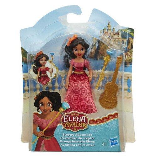 Кукла Hasbro Disney Princess Elena Avalor, маленькая, 2 вида (Елена, Наоми), Куклы и пупсы  - купить со скидкой