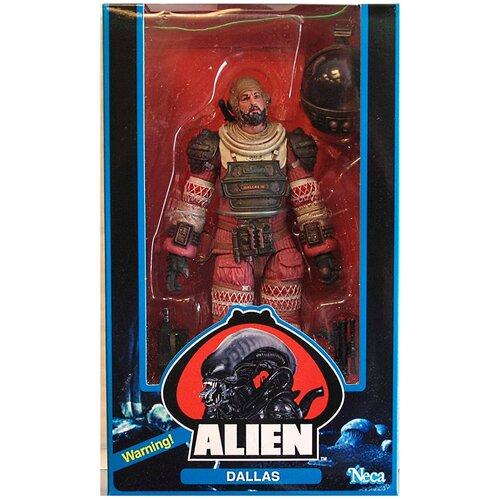 Фигурка NECA Scale Action Figure: Alien – Dallas Alien 40th Anniversary (17 см)