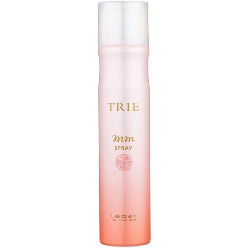 Lebel Cosmetics Термозащитный спрей для укладки волос Trie MM, слабая фиксация, 170 г joico термозащитный спрей для укладки волос ironclad слабая фиксация 233 мл