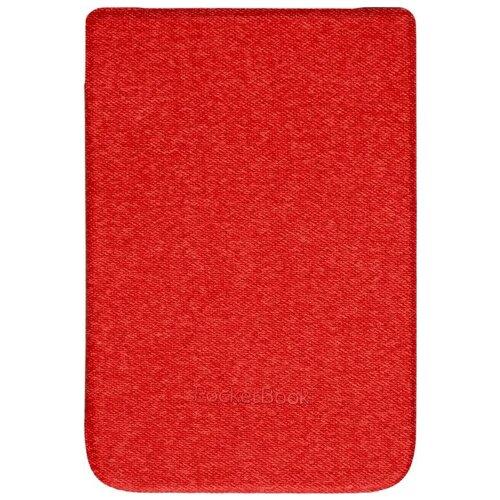 Обложка для электронной книги PocketBook PU Cover Shell Red WPUC-627-S-RD